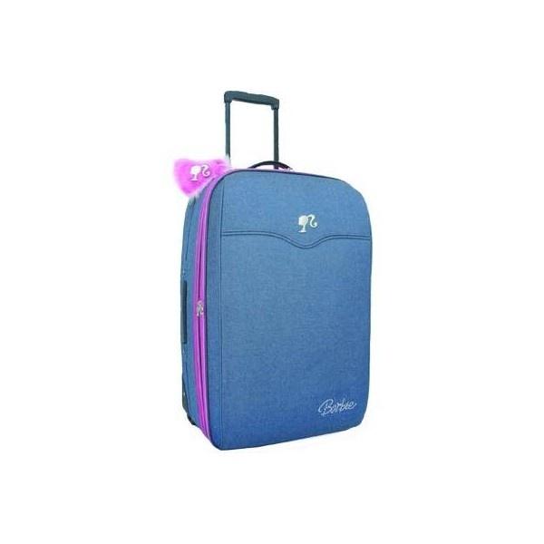 PRIMICIA - Mala de Viagem Primicia Barbie Jeans - - - -... ❤ liked on Polyvore