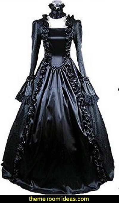 Decorating theme bedrooms - Maries Manor: Girly Gothic Punk Fashion - gothic shoes - goth, rockabilly, emo and pinup designs - Unique Gothic punk style - Gothic Victorian - skulls - Gothic punk style clothing - goth jewels - Steampunk fashion