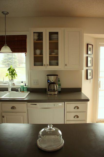 best 25+ rustoleum countertop ideas on pinterest | paint kitchen