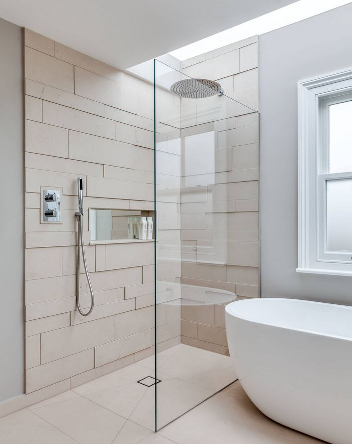 Die besten 25+ Moderne badezimmer Ideen auf Pinterest Modernes