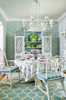Dodie Thayer in the armoire @Stylebeat Marisa Marcantonio Marisa Marcantonio loves it #lettuceware #palmbeachchic