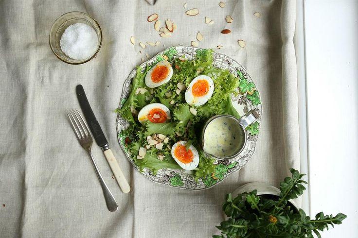 Simple Egg Salad Recipe - Viva
