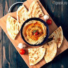 Идеальный хумус: рецепт от шеф-повара Гордона Рамзи