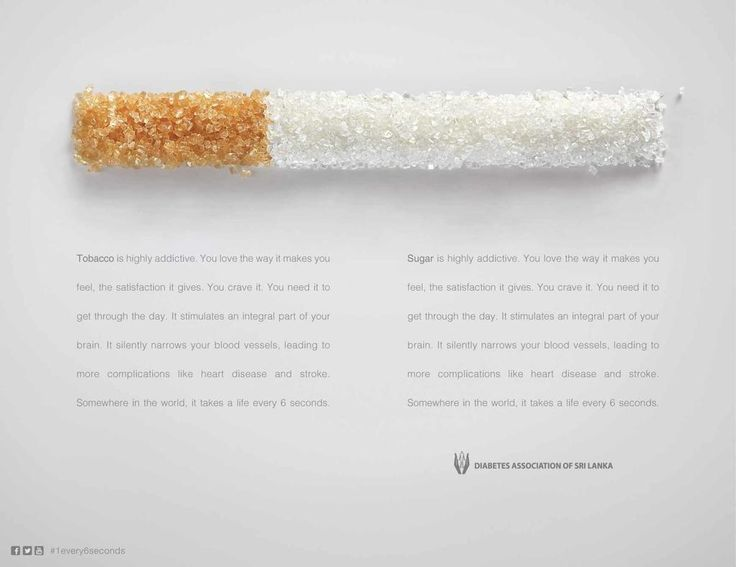 #Diabetes Association of #SriLanka: 1 in every 6 seconds -- #ads #advertising