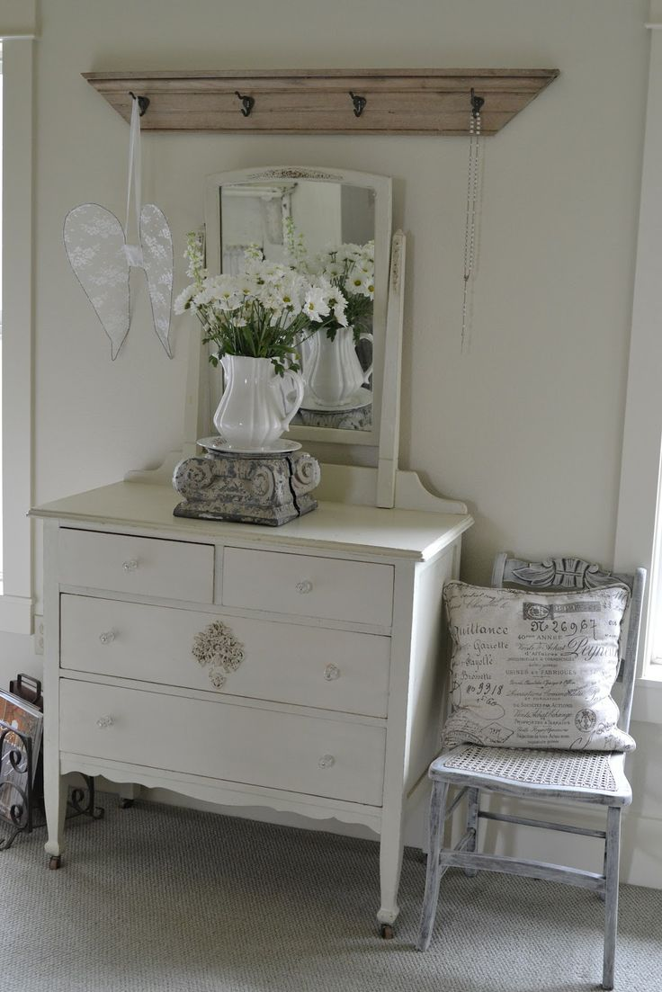 Decorating with old furniture outside likewise 39 beautiful shabby - Find This Pin And More On Vintage Farmhouse Style