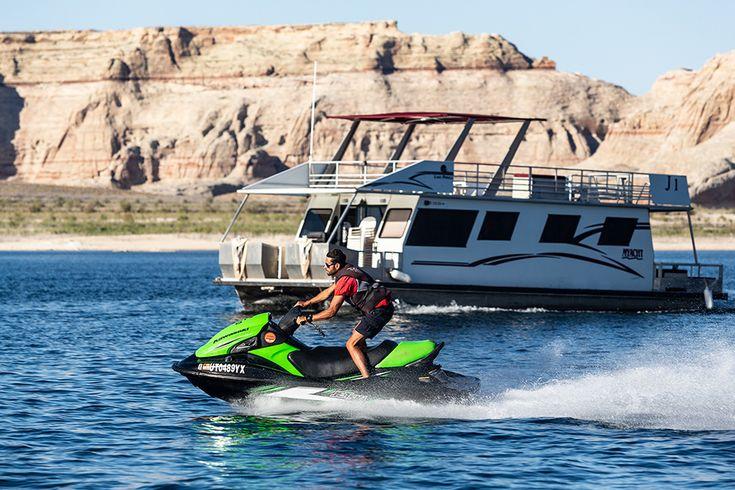 Powerboats watercraft jet ski rentals wahweap
