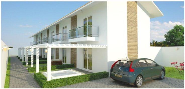 Condomínio de alto padrão que fica à 80mt da melhor praia da região (elegida pelos usuários de TripAdvisor ), área exclusiva,  próximo a hotéis e resort de luxo à 300mt da Praia do Mutá em Porto Seguro.