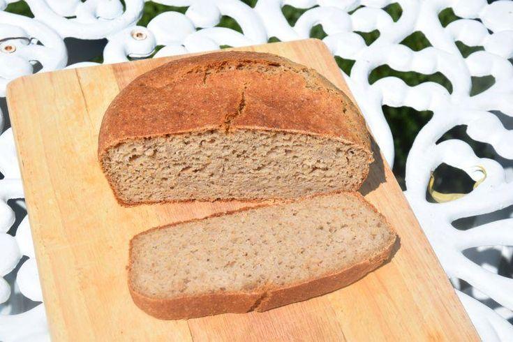 Doves Farm CZ - bezlepkové a bio výrobky - Recepty - Chlebová směs bez lepku - Recepty - Chléb tmavý bez lepku - farmářský