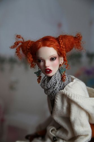 Commission wigs for Popovy Dolls | Flickr - Photo Sharing!