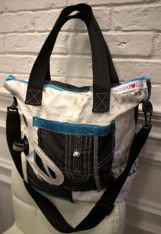 Upcycling bag ROCKET 1