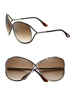 Tom Ford Eyewear Miranda Sunglasses
