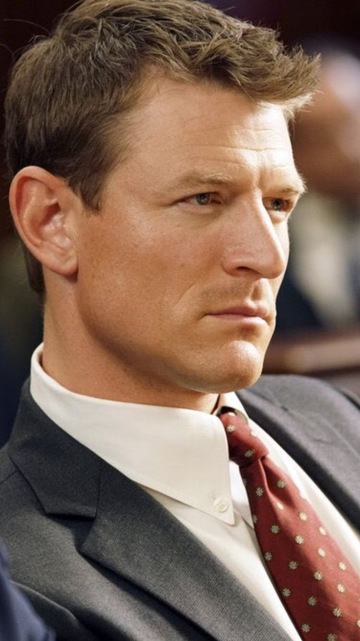 Philip Winchester (2017) Peter Stone - Chicago Justice