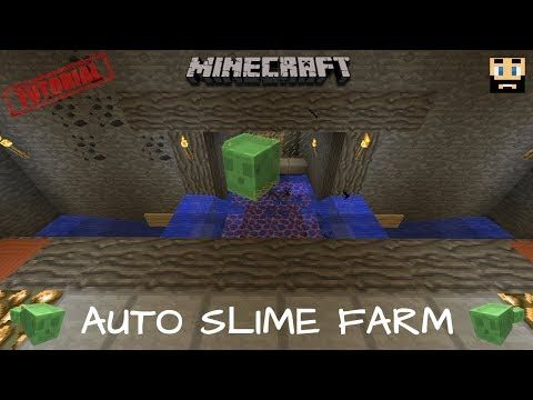 English - Need sticky pistons or slime blocks? In this tutorial we