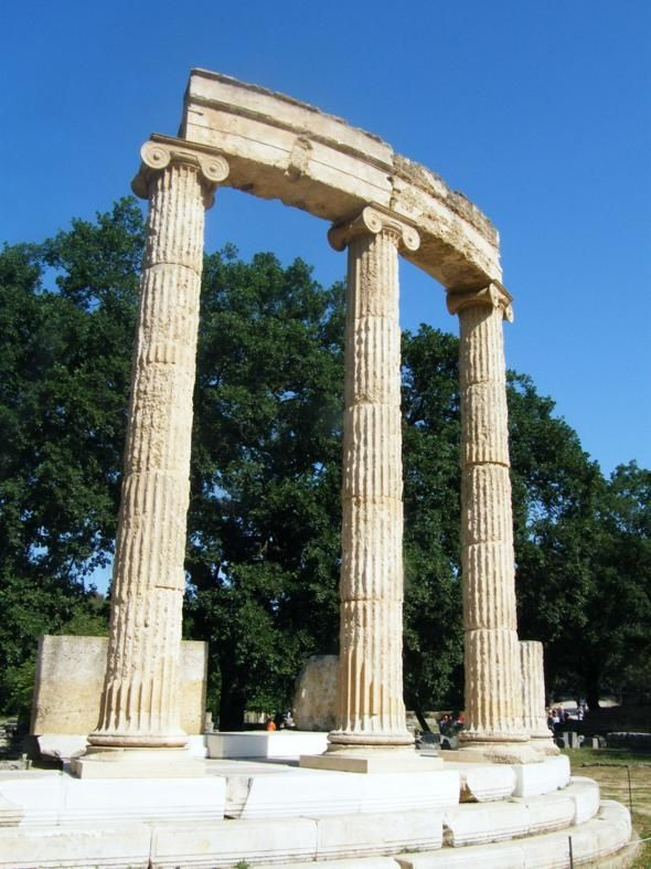 Olympia, Greece   Best places in the World: Summer Olympics, Places To Visit, Buckets Lists, Travel Places, Favorite Places, Best Places In The World, Triumphal Arches, Places I D, Greece Honeymoons