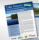Ontario Govenment Lake Simcoe Booklet