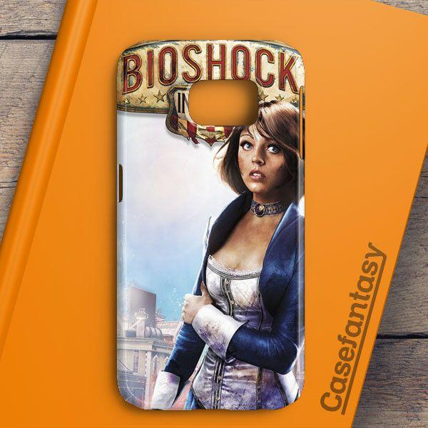 Bioshock Infinite Game Samsung Galaxy S6 Edge Case | casefantasy