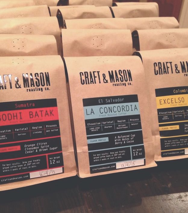 The best coffee packaging designs (in America) - The Creative Edge
