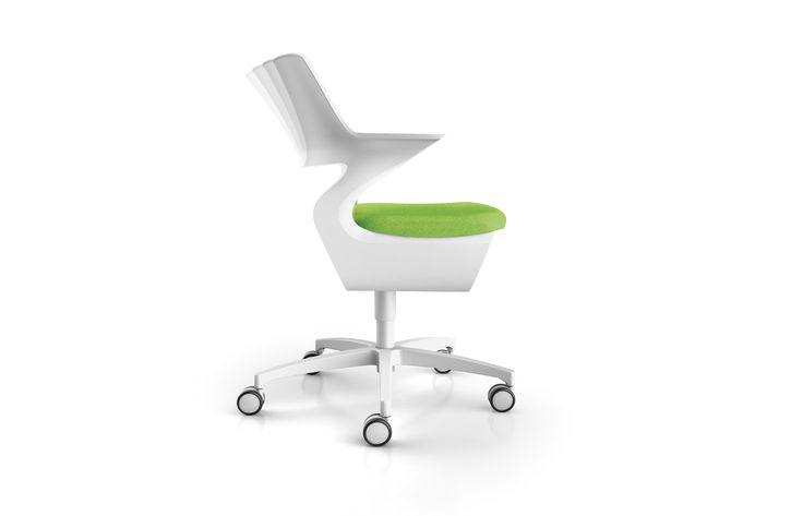 Sharko MOBICA+ Sharko, een stoel van PLAN@OFFICE ontworpen door Martin Ballendat voor MOBICA+.