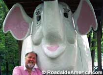 Mister Ed's Elephant Museum  Field review by the editors.  Orrtanna, Pennsylvania