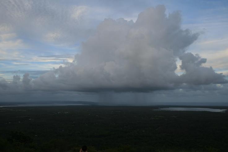 Storm Cloud over Cooroibah