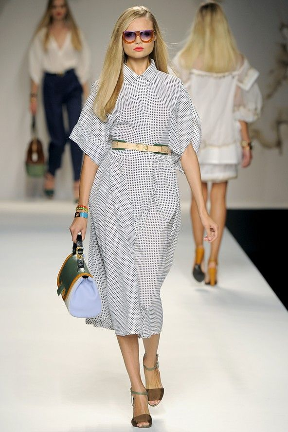Fendi at Milan Spring 2011
