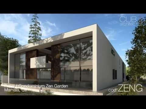 Proiect Condominium Zen Garden Mamaia, CT