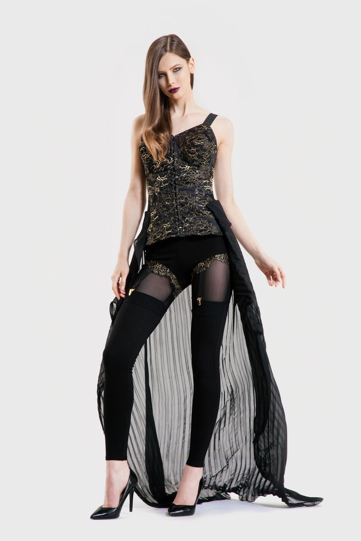 Royal corset/ Royal leggings www.murmurstore.com