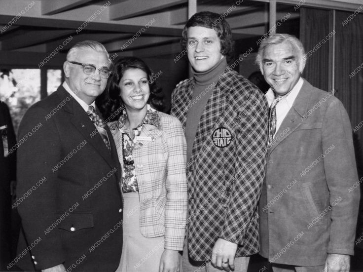 Lorne Greene Ohio State football coach Woody Hayes Miranda Barone 1180-08