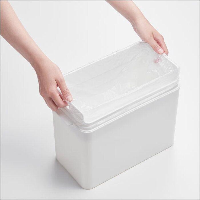 楽天市場 ゴミ箱 キッチン リビング 生ごみ 生ゴミ おむつ オムツ 臭わない ごみ箱 約10l 約10リットル スリム シンプル 小型 小さい おしゃれ ふた付き 蓋付き 蓋つき ゴミ袋が見えない いたずら 防止 ペット用 インテリア雑貨 北欧 幅15cm シールズ 密閉