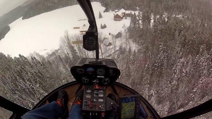 souvent les gens le reconnaissent en tant que Denis Vincent le pilote d'hélicoptère. Oui, Denis est un pilote qualifié qui as piloter au-delà d'un bout a l'autre du pays. D'ailleurs il as accumuler environ 14,000 TT depuis ses débuts en 1996.