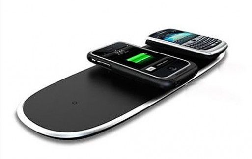 Powermat Wireless Charger — ACCESSORIES -- Better Living Through Design