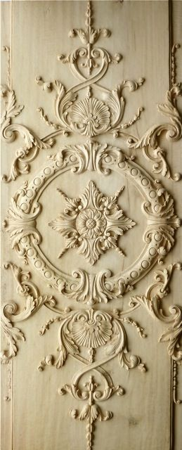 ~Agrell Architectural Carving: French, Versailles, Louis XIV hand carved panel | The House of Beccaria