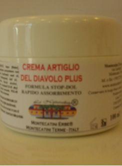 Crema Artiglio del Diavolo 100 ml.