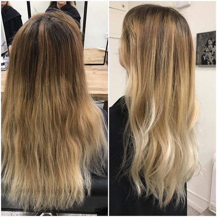 nouvelle ralisation tie dye californien nosrealisations nofilter latelieraix coiffure - Tie And Dye Coloration Maison