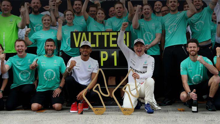 Как на Гран-при Австрии Формула-1 копила силы перед новым броском — Репортаж — Motor