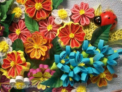 тележка с цветами фото 3