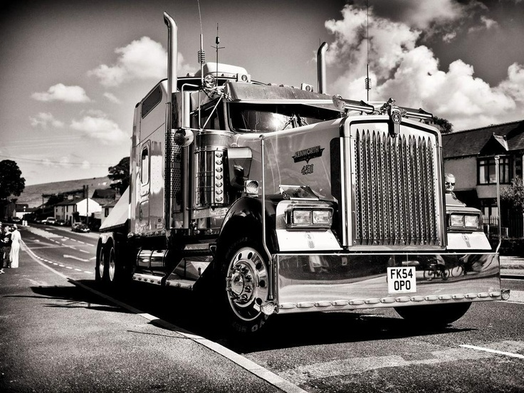 17 Best Images About Kenworths On Pinterest Semi Trucks
