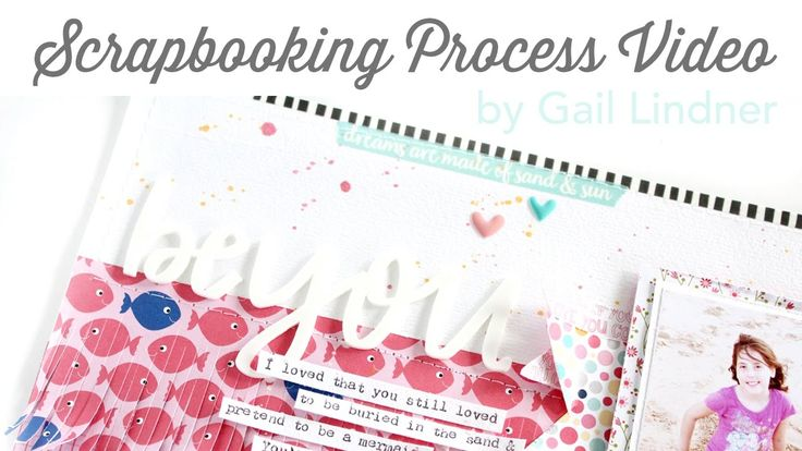 716 best Scrapbooking Process Videos images on Pinterest Art diary