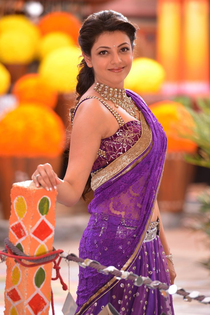 Kajal Agarwal – HQ stills from upcoming movie 'Govindudu Andarivadele'