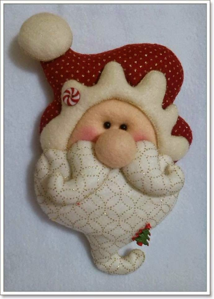 Cabeça Papai Noel                                                                                                                                                                                 Mais