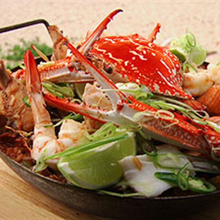 Try this Mooloolaba Seafood Jambalaya with Cajun Spice Mix recipe by Chef Ben O'Donoghue. This recipe is from the show Drive Thru Australia with Ben.