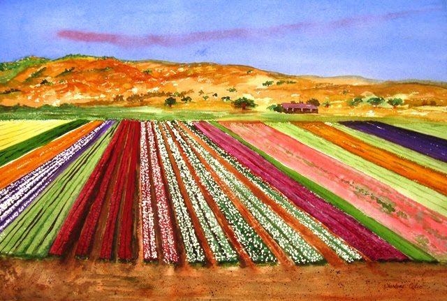 flower farms in california | Flower Farm in Gilroy