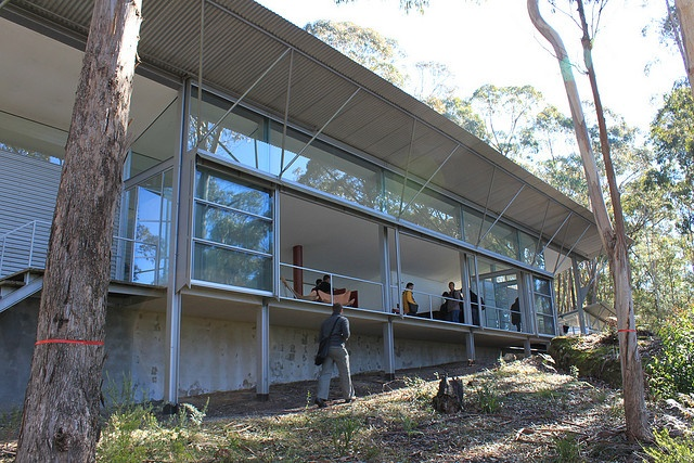 The Simpson Lee House  Glenn Murcutt