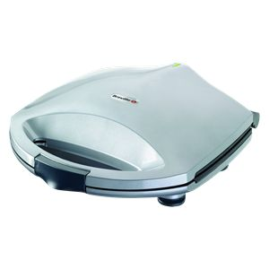 The VST004 is a great 2 Slice Sandwich Toaster from Breville featuring the new external clean hinge design, pop out non stick plates for easy cleaning in the dishwasher and a cut and seal system suitable for all different sizes of bread. - See more at: http://on.coop/1tUY1PC