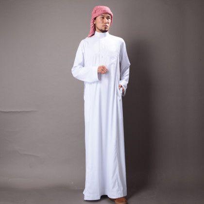 muculmano vestido tradicional
