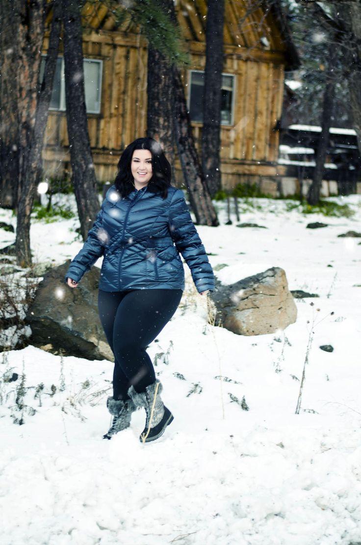 Lane Bryant Winter Plus Size Jacket Warm Snow Ski