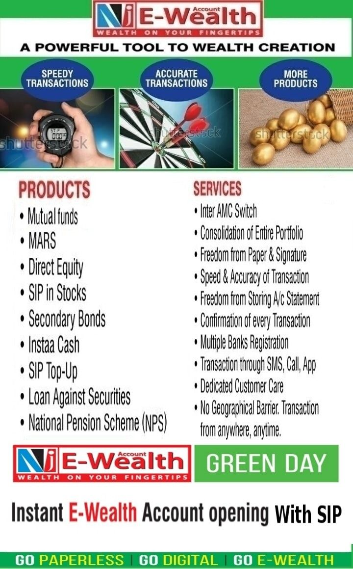 Pin By Maxfin Investment On Sip Wealth Creation Vestige Wealth
