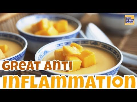 Have you tried this GREAT ANTI-INFLAMMATORY? REDUCE & RELIEVE INFLAMMATION with this Recipe - YouTube