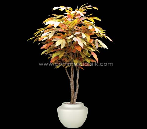 One of the cutest home decoration ever. Artificial Autumn Chestnut tree!