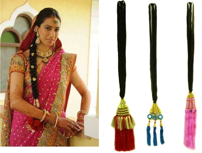 Indian Braid Tassels